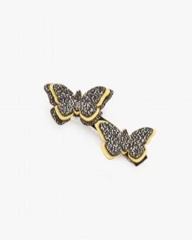 Fermaglio di Farfalle con Becco