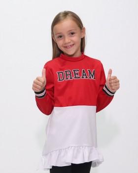 """Maxi Maglia Enylò con Stampa """"Dream"""""""