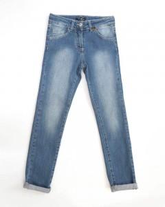 Pantalone Jeans Blu 5 Tasche Enylò